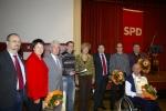 Jubilare SPD-Arheilgen