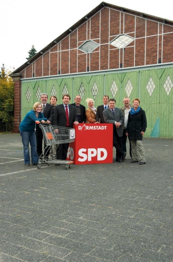 Gruppenbild SPD Arheilgen