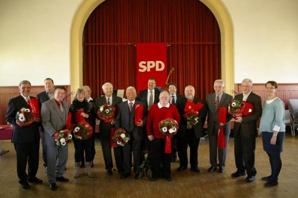 Neujahrsempfang der SPD Arheilgen