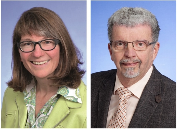 Johanna Thilenius und Horst Adalbert Härter