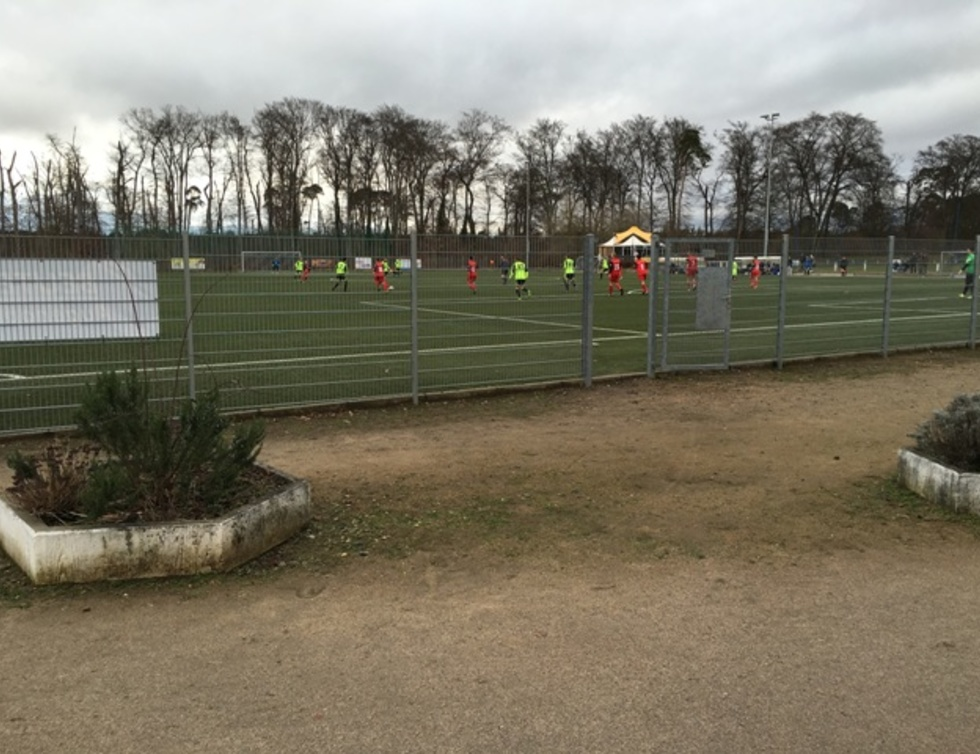 Fußballplatz Eberstadt