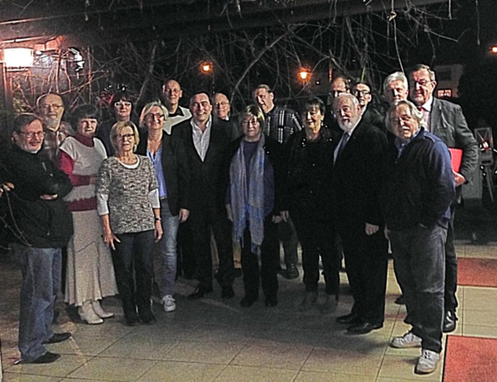 Gruppenbild SPD Kranichstein