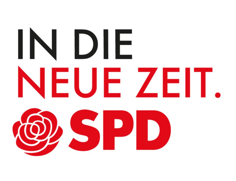 SPD - In die neue Zeit