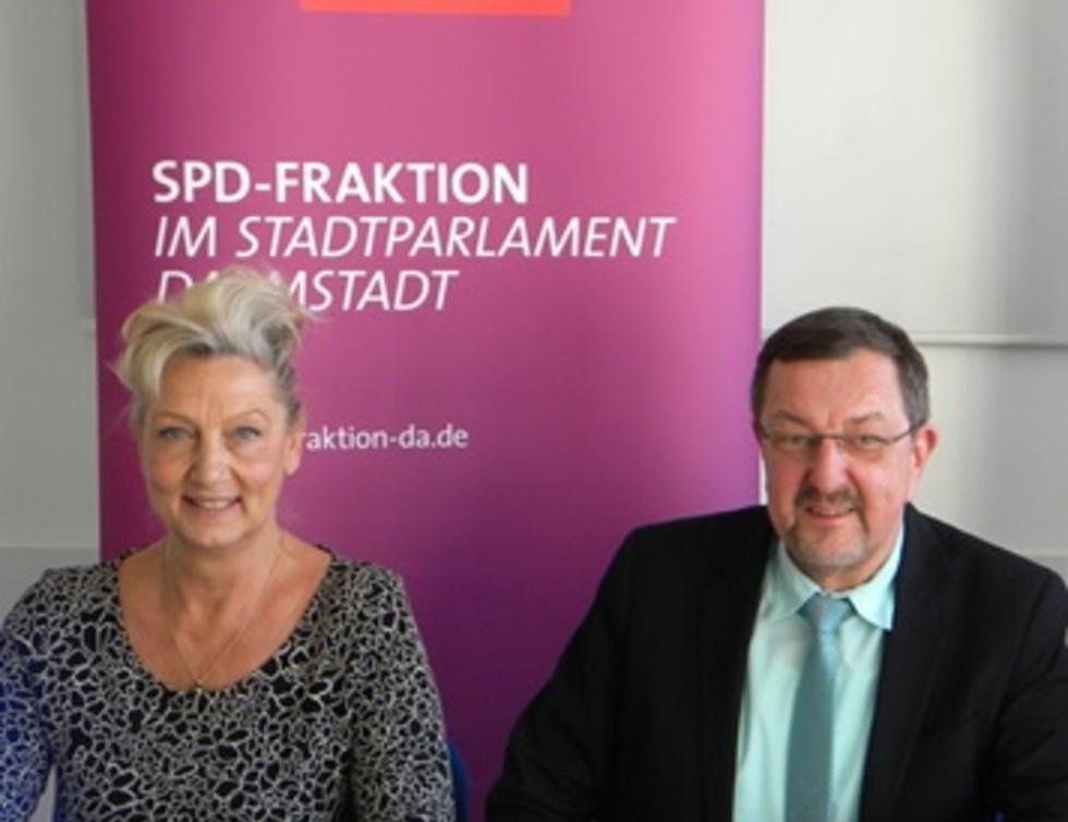 Dagmar Metzger, Michael Siebel