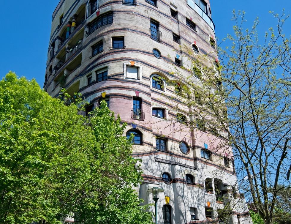 Hundertwasserhaus Waldspirale