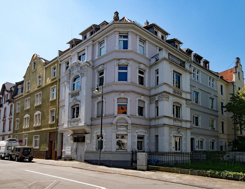 Wohnhaus im Johannesviertel