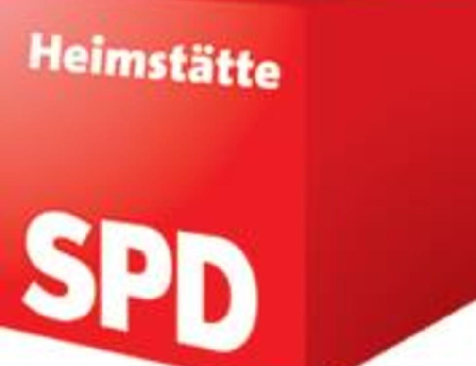 Logo SPD Heimstättensiedlung
