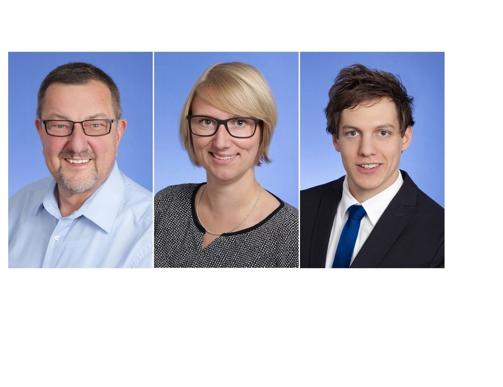 Michael Siebel, Anne Marquardt, Oliver Lott