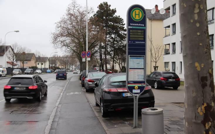 Haltepunkt Schiebelhuthweg
